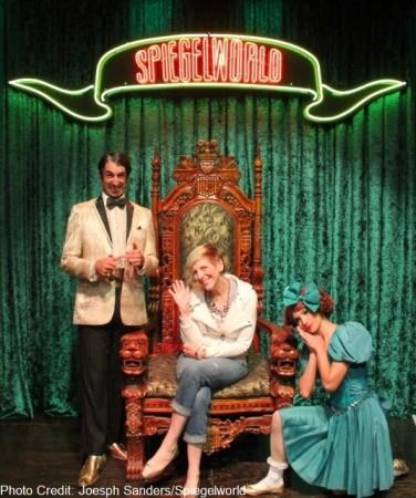 Comedian Lisa Lampanelli Attends ABSINTHE Las Vegas