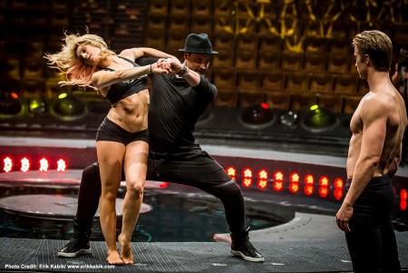 Maksim Chmerkovskiy choreographs Le Reve