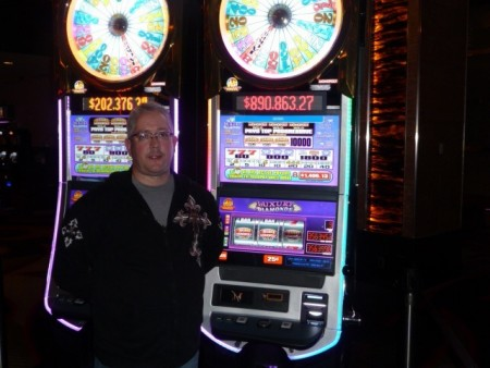 M Resort Jackpot Winner
