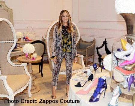 Sarah Jessica Parker Pop-Up Boutique