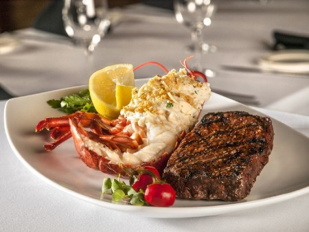 MRKT Ocean & Land Steak and Lobster Special