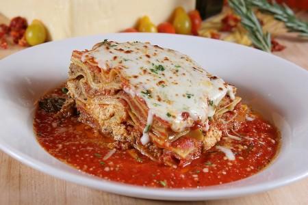 Classic Lasagna at Trevi