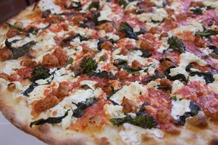 Grimaldi's Pizza of the Month