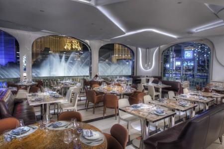 Lago Dining Room Bellagio