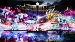 Kabuki at Bellagio Fountains