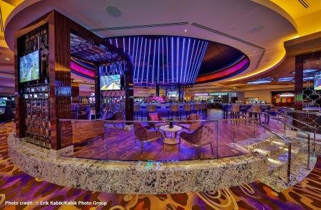 Center Bar At Hard Rock