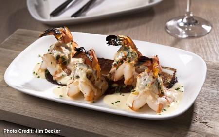 Shrimp Rockefeller Crush MGM Grand