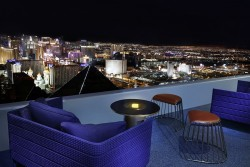 Skyfall Lounge at Delano