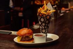 Old Homestead Burger at Caesars Palace