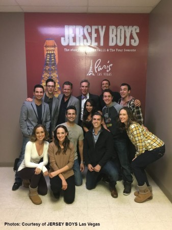 Bill Nye at Jersey Boys
