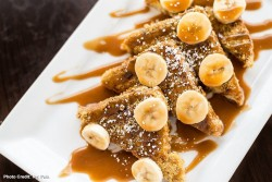 Cap'n Crunch French Toast at Pete Rose Bar & Grill