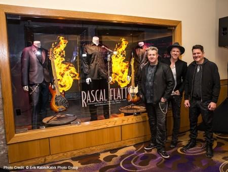 Rascal Flatts at Hard Rock Las Vegas