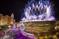 T-Mobile Arena Opening