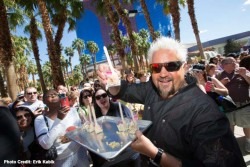 Guy Fieri El Burro Burracho Opening