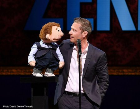 Paul Zerdin Mouthing Off