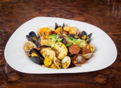 Nove Italiano at Palms Fregola seafood
