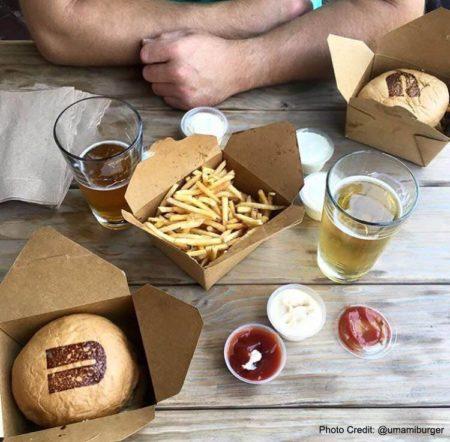 Umami Burger at SLS