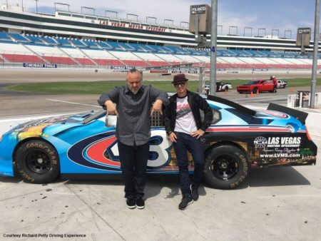 Slipknot at Richard Petty Driving Experience