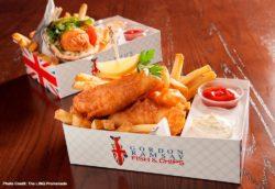 Gordon Ramsay Fish and Chips