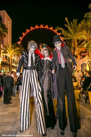 Halloween at The LINQ