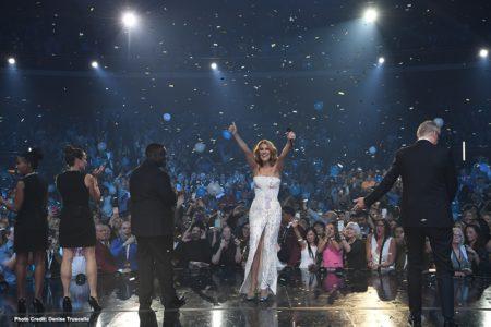 Celine Dion 1000 shows