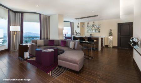 Harrah's suite