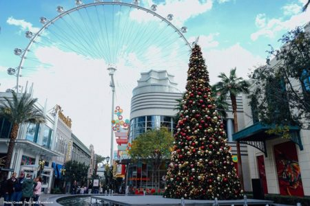 Winter PARQ at The LINQ