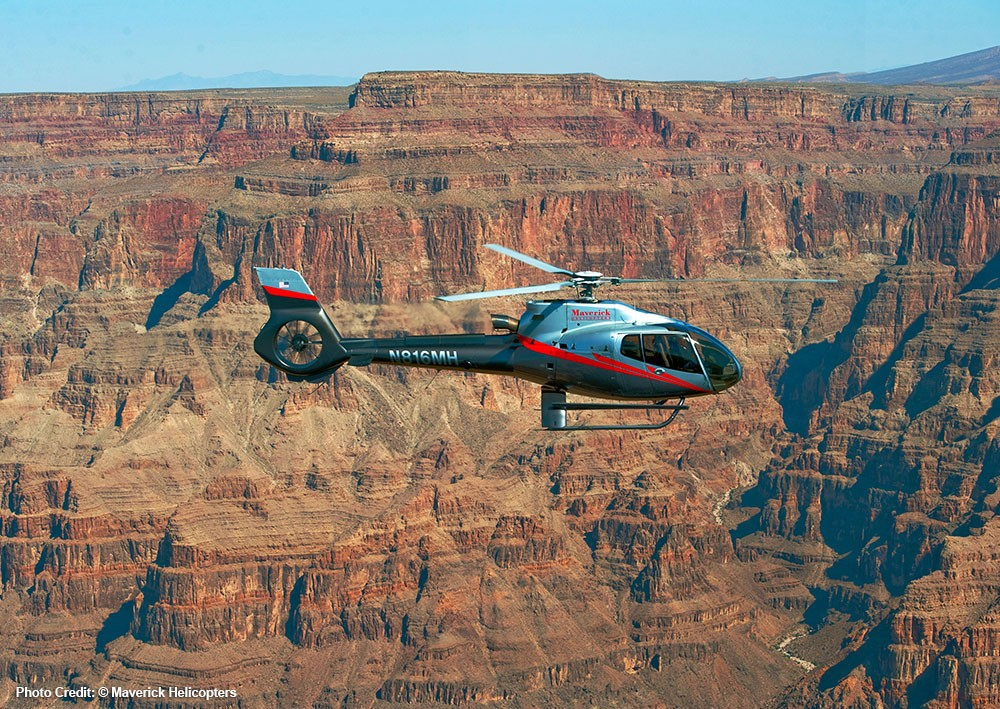 AwardWinning Maverick Helicopters Celebrates 20 Years Of Success  Las Vegas