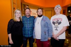 Three Square Terry Fator Chumlee