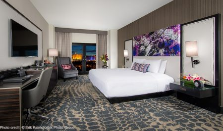HARD ROCK HOTEL & CASINO LAS VEGAS UNVEILS FIRST PHASE OF $13 MILLION CASINO TOWER REMODEL