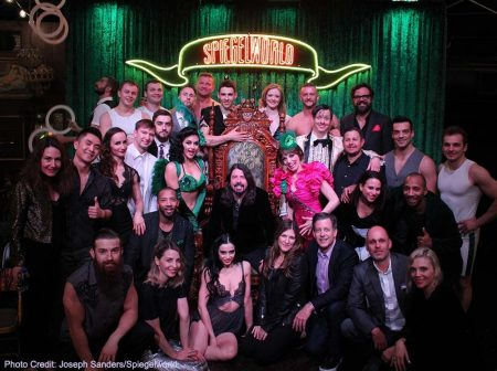 Foo Fighters' Dave Grohl, Spotted At ABSINTHE