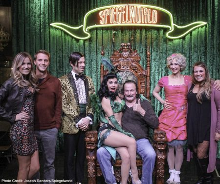 Pro Wrestler Jake The Snake Roberts Spotted At ABSINTHE