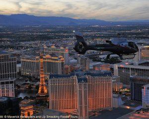 Maverick Helicopters Vegas Nights Tour