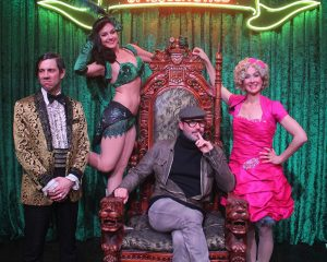 Billy Zane Attends ABSINTHE