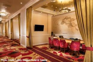 Lucky Dragon Hotel & Casino Announces Plans for Expansion of High-End Gaming Area