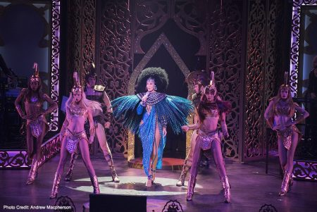 TRIUMPHANT RETURN AND RAVE REVIEWS FOR 'CLASSIC CHER' SHOW AT PARK