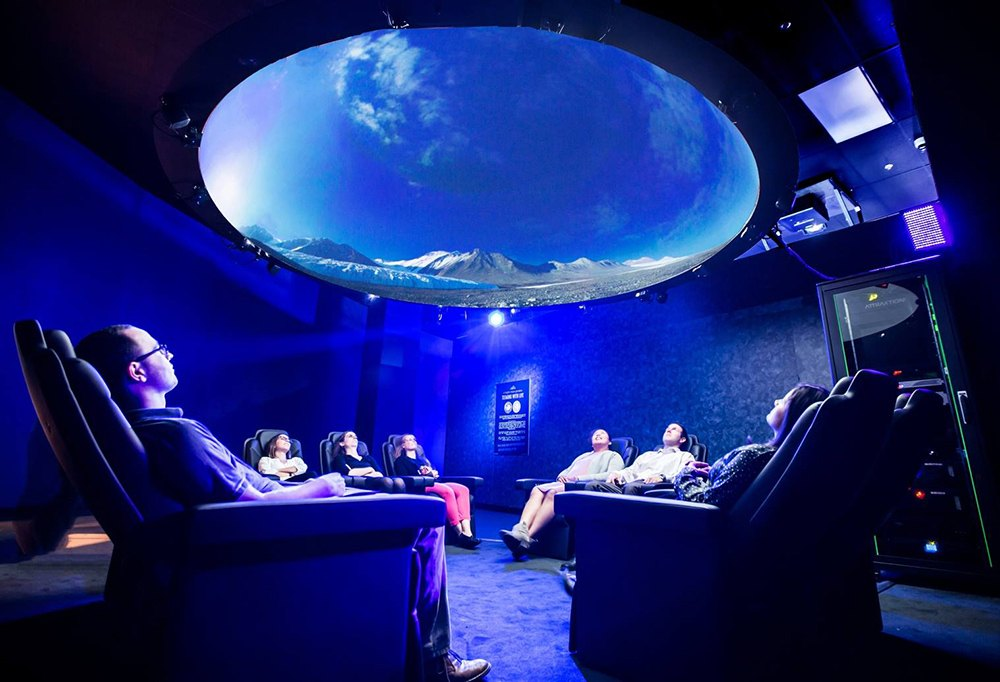 experience the unknown with polar journey at shark reef aquarium