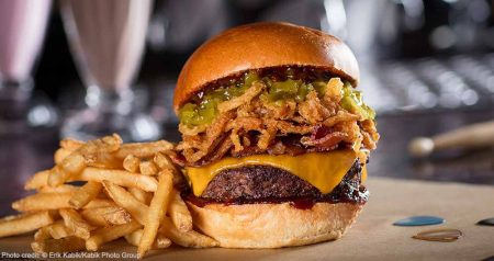New Items Added To Menu At Mr. Lucky's Cafe Inside Hard Rock Hotel & Casino