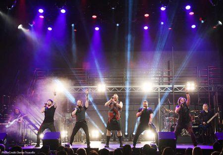 Tenors Of Rock Bring Audiences To Their Feet At Harrah's Las Vegas