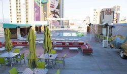 pool deck for media