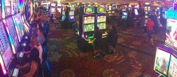 Plaza casino floor