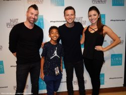 Miles Brown attends MAT FRANCO - MAGIC REINVENTED NIGHTLY at The LINQ Hotel & Casino 7.11.17_courtesy MAGIC REINVENTED NIGHTLY_1