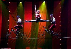 New Show CIRCUS 1903 Opens At Paris Las Vegas