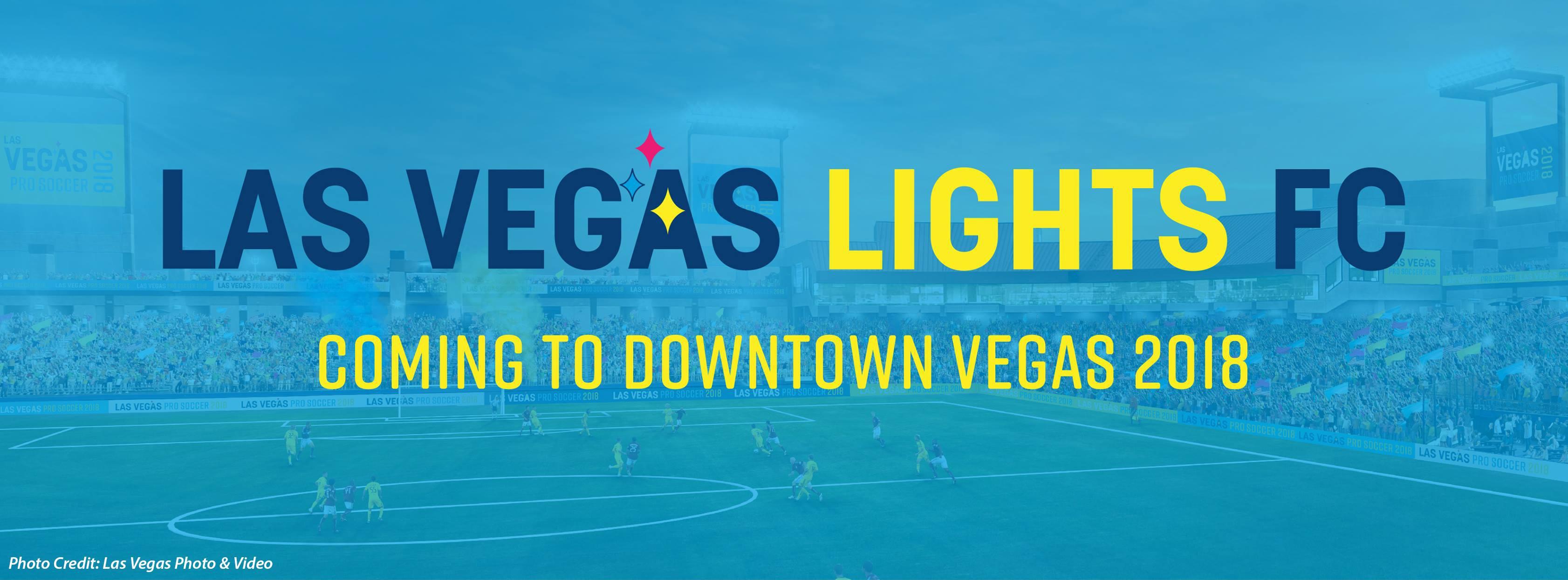 Las Vegas Lights Join The United Soccer League In 2018 Season -