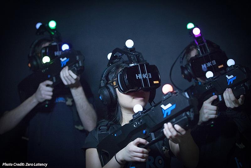 Level Up VR