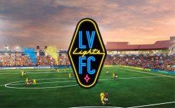Fan-Inspired Team Logo Unveiled For Las Vegas Lights Football Club