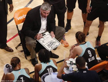 WNBA Announces Relocation of San Antonio Stars to Las Vegas