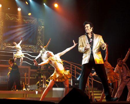 Matt Lewis as Elvis