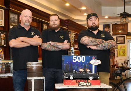 Pawn Stars Celebrates 500th Episode
