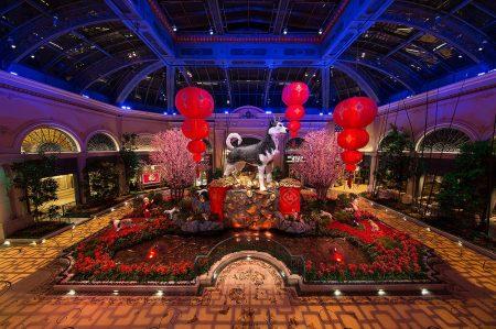 Bellagio's Conservatory & Botanical Gardens
